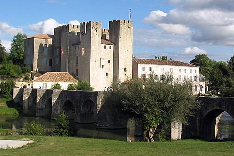 Photo of Vianne in Lot-et-Garonne