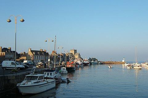 Photo of Barfleur in Manche