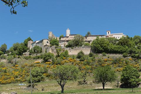 Photo de Bargème (Provence region)