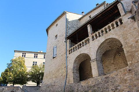 Photo of Barjac (Languedoc-Roussillon region)