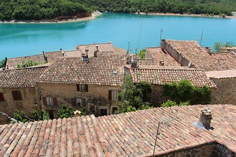 Photo of Baudinard-sur-Verdon in Var