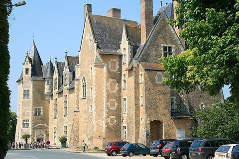 Photo of Beauvau in Maine-et-Loire