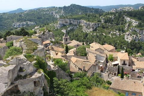 Photo of Baux-de-Provence in Bouches-du-Rhone