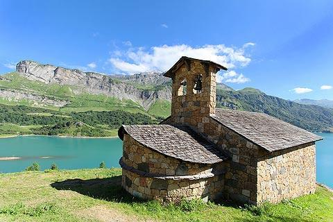 Photo of Villard-sur-Doron in Savoie