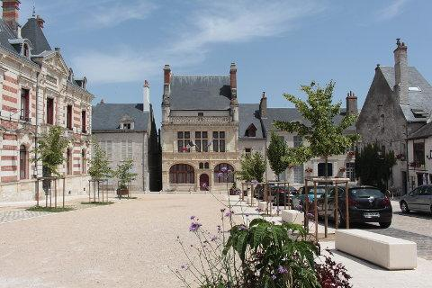 Photo of Beaugency in Loiret