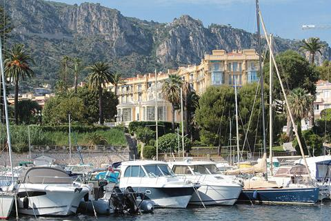 Photo of Beaulieu-sur-Mer in Cote d'Azur (Provence region)