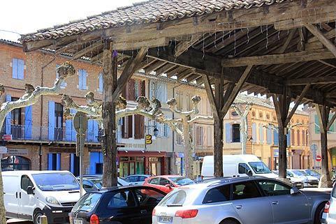 Photo of Beaumont-de-Lomagne in Tarn-et-Garonne