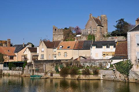 Photo of Beaumont-sur-Sarthe (Pays de la Loire region)