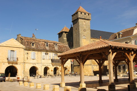Photo of Beaumont-du-Perigord in Dordogne