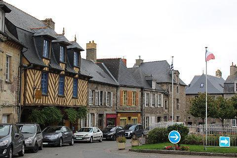Photo de Bécherel (Bretagne region)