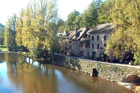 Photo of Belcastel in Aveyron
