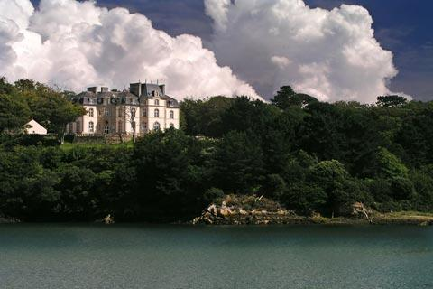 Photo of Benodet in Brittany coast (Brittany region)