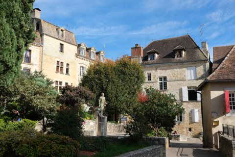 Photo of Lamonzie-Montastruc in Dordogne