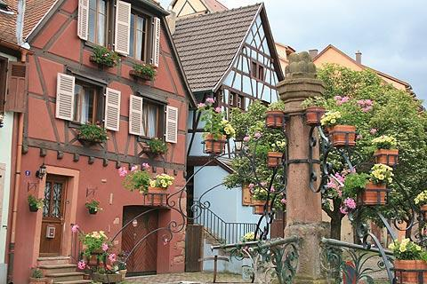 Photo of Bergheim in Haut-Rhin
