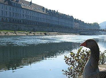 Besancon France travel and tourism attractions and sightseeing and