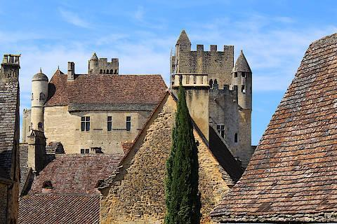 Photo of Beynac in Dordogne