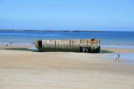 photo of Arromanches
