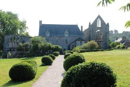 Beauport Abbey Gardens