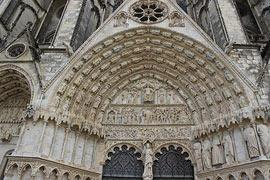 photo of Bourges Cathedral