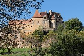 photo de Château de Biron