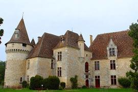 photo de Château de Bridoire