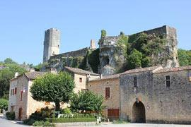 photo de Château de Gavaudun
