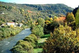 photo of Allier gorges