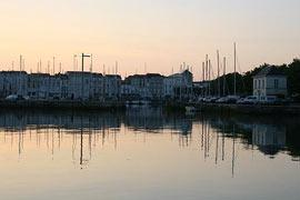 photo of La Rochelle harbour