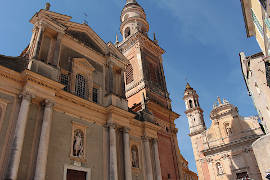 photo of Basilica of Saint-Michael the Archangel in Menton