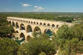 photo of Pont du Gard