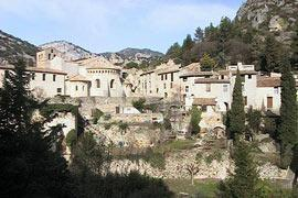 photo of Saint-Guilhem-le-Desert