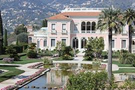 photo de Villa Ephrussi