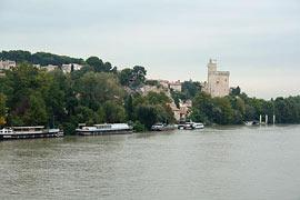 photo of Villeneuve-les-Avignon