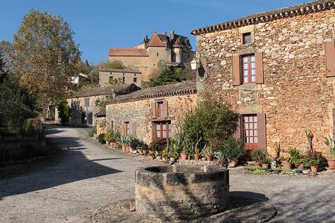 Photo of Biron (Aquitaine region)