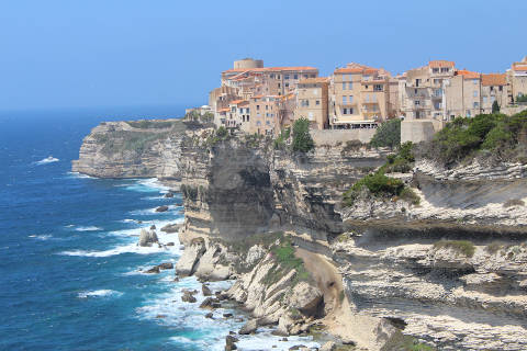 Photo of Bonifacio in Corse-du-Sud