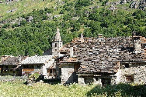 Photo of Bonneval-sur-Arc in Savoie