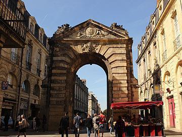 arc de triomphe, Bordeaux