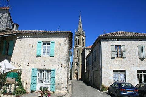 Photo of Bourg-de-Visa in Tarn-et-Garonne