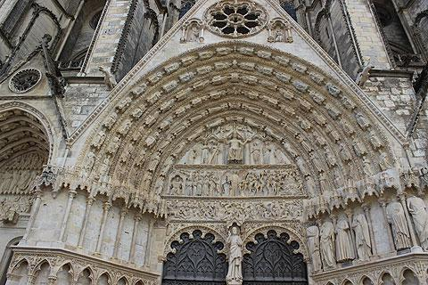 Photo of Bourges Cathedral in Cher