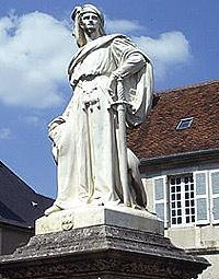 Statue of Jacques Coeur