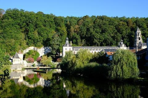 Photo de Brantome du département du Dordogne