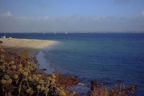 Photo de Ile de Groix en Brittany coast (Bretagne region)