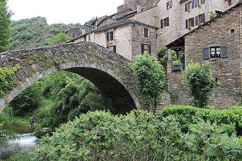 Photo of Saint-Jean-Delnous in Aveyron