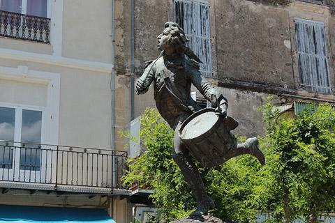 Photo of Cadenet in Vaucluse
