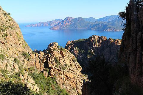 Photo of Calanche de Piana in Corse-du-Sud