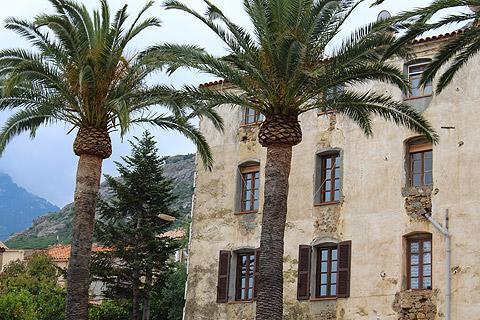 Photo de Calenzana en Balagne (Corse region)