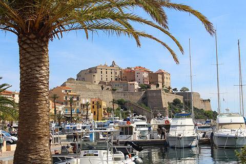 Photo de Calvi en Balagne (Corse region)