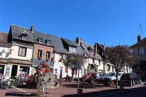 Photo of Saint-Ouen-le-Pin in Calvados
