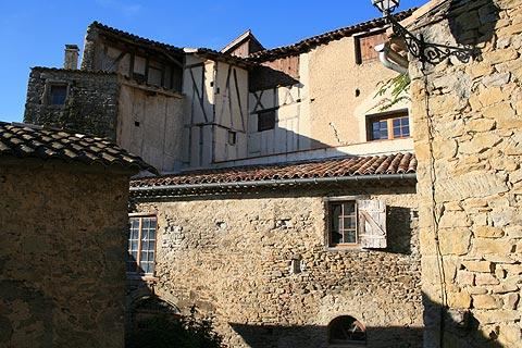 Photo de Sainte-Colombe-sur-l'Hers du département de Aude
