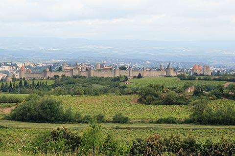 Photo of Carcassonne in Aude